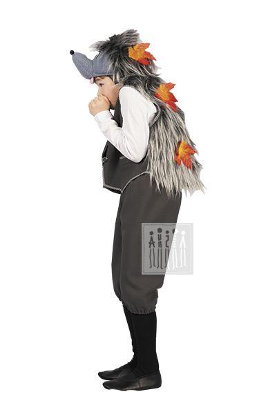 Карнавальный костюм Ежик - костюм для мальчика Детский карнавальный костюм…