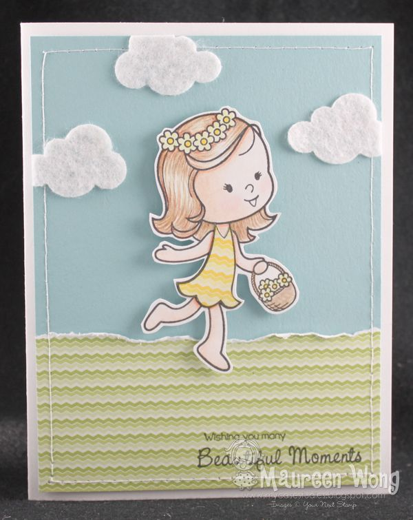 Beautiful Moments : Your Next Stamp