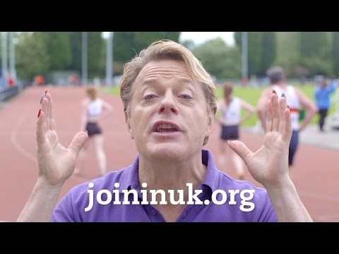 How the Big Help Out can grow your club - Eddie Izzard