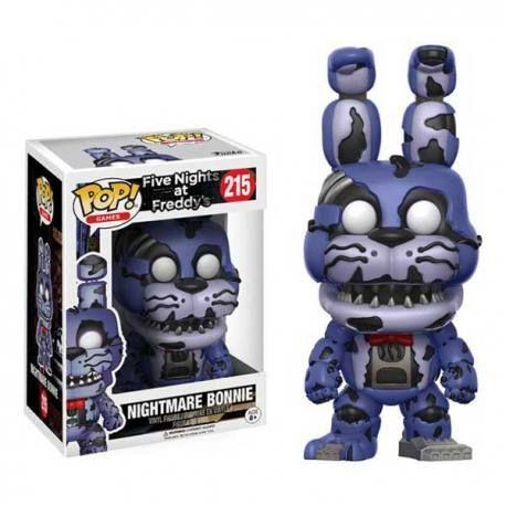 Funko Pop Five Nights at Freddy's Nightmare Bonnie- Series 2