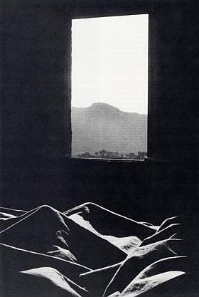 "Johan van der Keuken, ""The mountains outside / inside of the mountains,"" 1975"