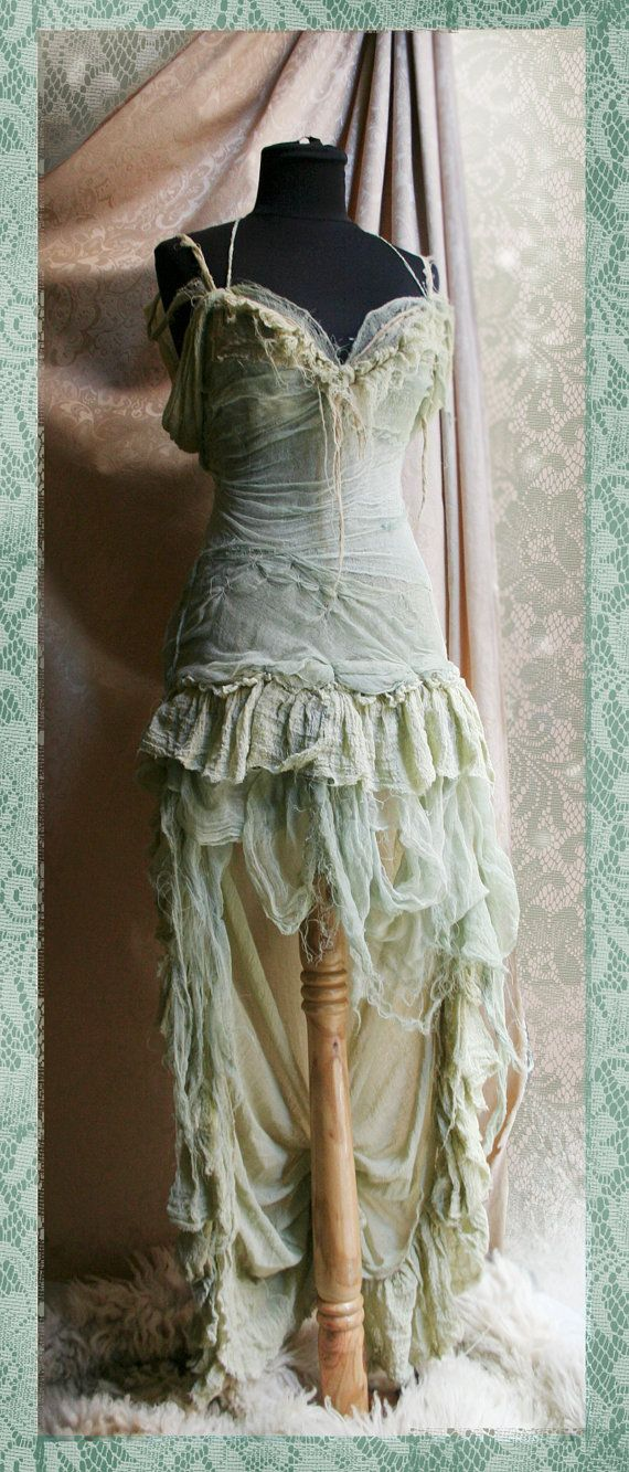 Lady Of The Swamps Dress