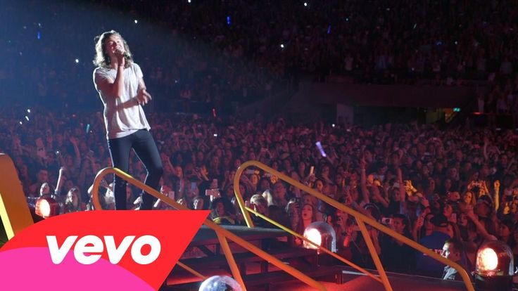 One Direction - On The Road Again Tour Diary from the Honda Civic Tour: ...