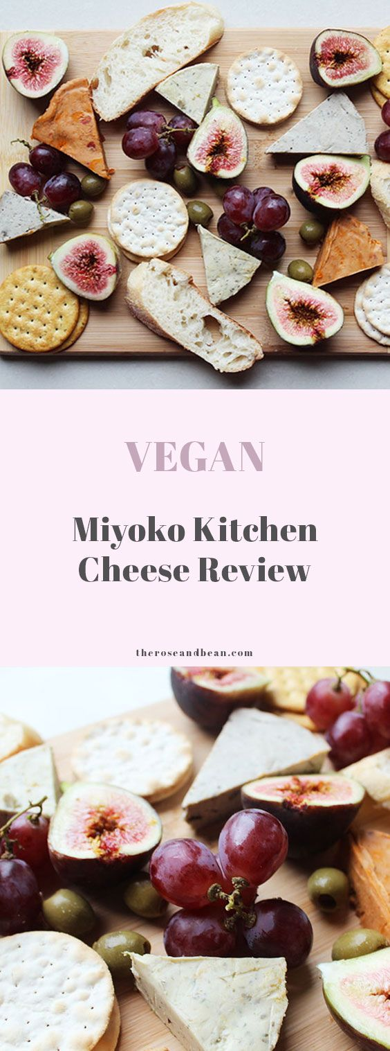 Miyoko's Kitchen offer a fab range of vegan cheeses. Read our review to find out more.