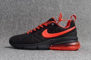 da58dcedd3 Mens Nike Air Max Flair 270 Futura V2 Black Red AH8050 006 Sneakers ...