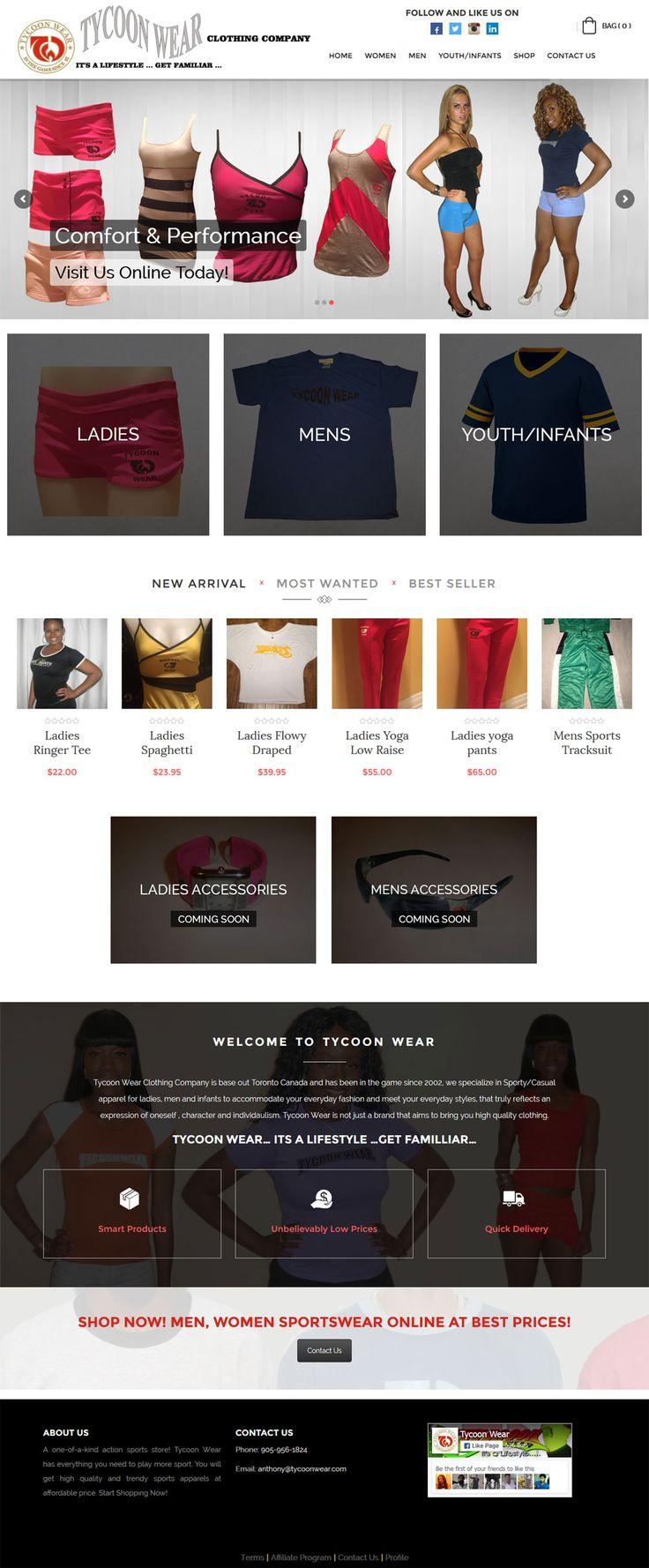 Latest #eCommerce #shopping cart # Website design