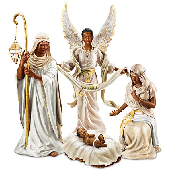 355 Best African American Nativity Sets Images On