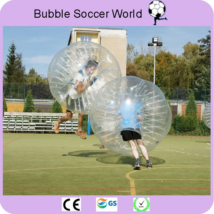 Universe Of Goods Buy Inflatable Air Bumper Bubble Soccer Ball