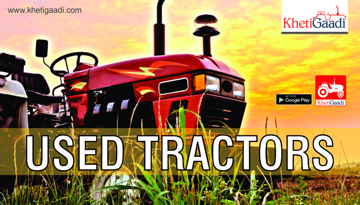 Buy certified old tractors for sale online at #KhetiGaadi. Source for buying new tractors, buy and sell used tractors in India. Login ... Sell Old Tractor; Rent Tractor: News & Reviews. Visit: http://khetigaadi.com/buy-used-tractor.php