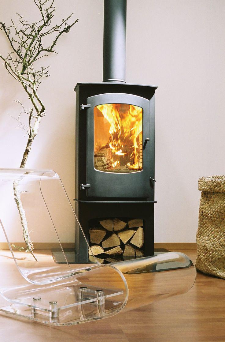 79 best Charnwood Wood Burning Stoves images on Pinterest   Wood ...