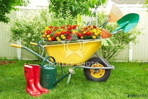 инвентарь садово‑огородный - Fast Images