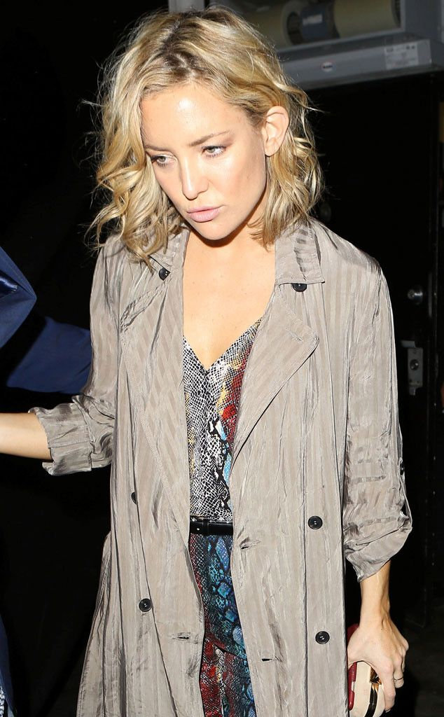 Kate Hudson from The Big Picture: Today's Hot Pics  The actress leaves The Nice Guy restaurant in West Hollywood.