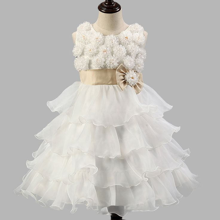 2017 Flower Girl Dresses Flower children's clothes,2017 children's