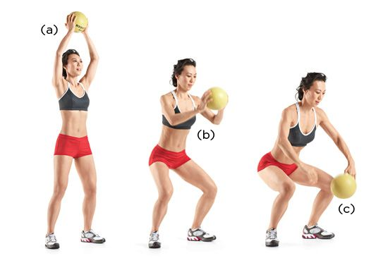 Power Train: Power Training Exercises for Your Workout Routine | Women's Health Fitness Blog: Get killer workouts, learn about new fitness trends, and snag awesome gear