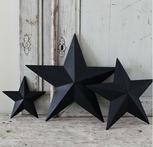 It's amazing that these stars are created from cereal boxes