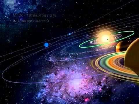 Астрономия  3D путешествие по Солнечной системе