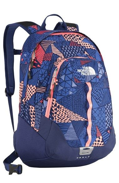 The North Face 'Vault' Backpack (Girls) available at #Nordstrom