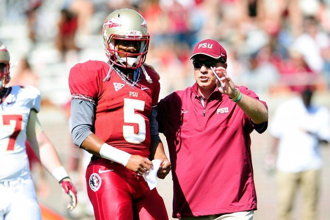 Jimbo Fisher has been the head football coach at Florida State since 2010. Prior to that, from 2007-09, he was the Seminoles' offensive coordinator and quarterback coach. | Bleacher Report
