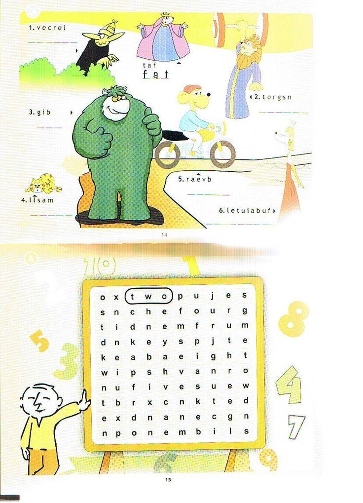 Мультфильм Muzzy in Gondoland (1)   English 4 Kids: Английский для детей