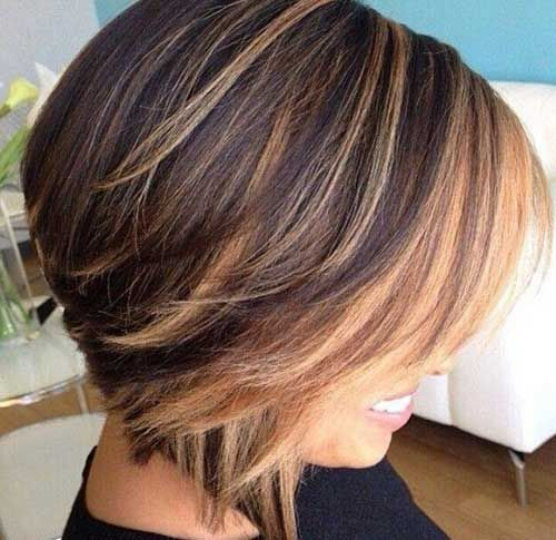 Casual Bob Hairstyles for 2015