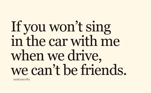 Pretty much. Now Sing!