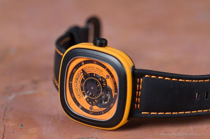 SevenFriday P1/3 Orange