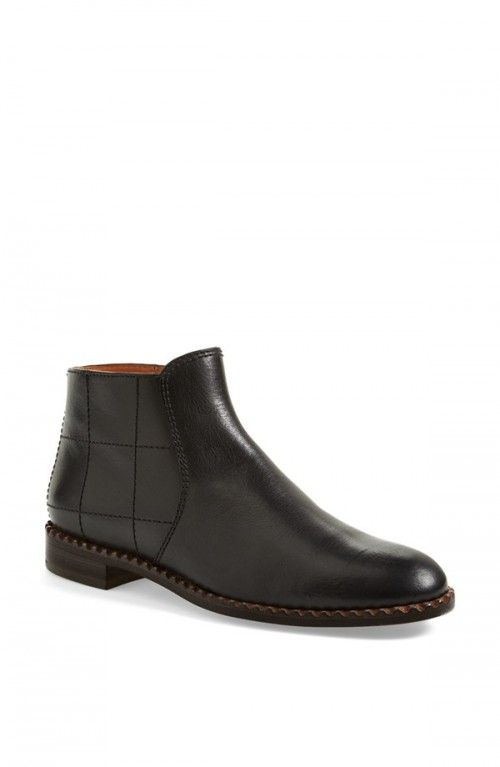 MARC BY MARC JACOBS Calfskin Ankle Bootie (Women) available at Lerv! Soooo  out of my price range, but swoon-worthy still.