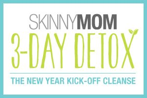 New Year Kick-Off Cleanse button for January