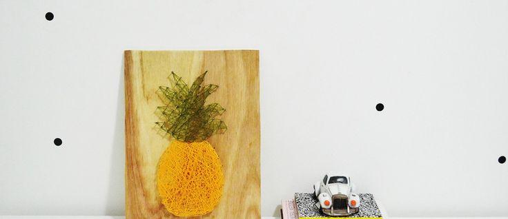 """Tenho um amor platônico por abacaxis. Essa fruta sempre me chama a atenção em barracas de feira e em balcões de supermercado. Acho que sua """"coroa"""" tem um certo glamour, sabe? Então, na minha concepção, se o Leão é o rei da selva, o abacaxi é o rei do hortifruti.♥ Quem acompanha o Instagram do …"""