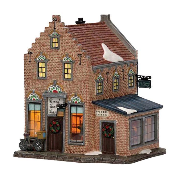 Bakkerij de Haan - Dickensville Elfsteden - Sneek