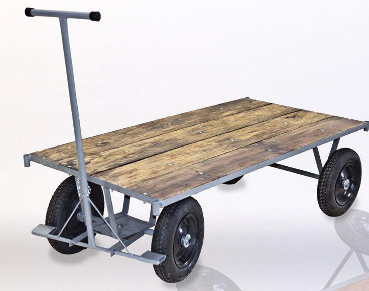 Carrinho plataforma - para colocar plantas, para colocar livros, para colocar roupas...1001 utilidades!!