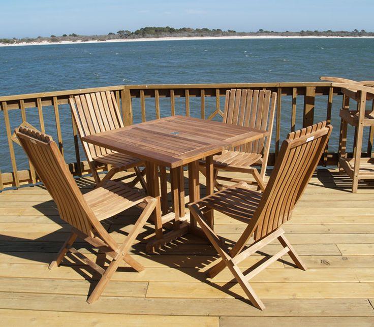 teak patio furniture san diego