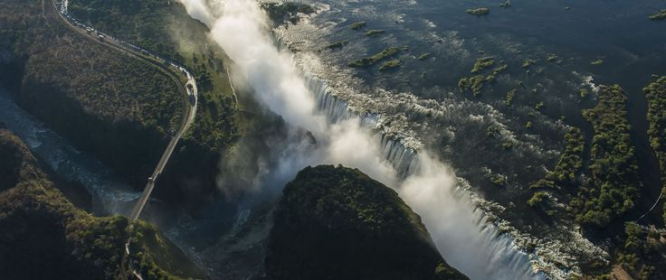 Africa's breath taking Natural Wonders of the World
