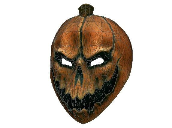 Payday the heist Hoston mask
