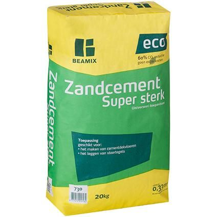 Beamix zandcement