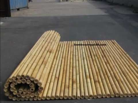 Http://www.bamboocreasian.com Bamboo Fencing Or Bamboo Fence Panel Can