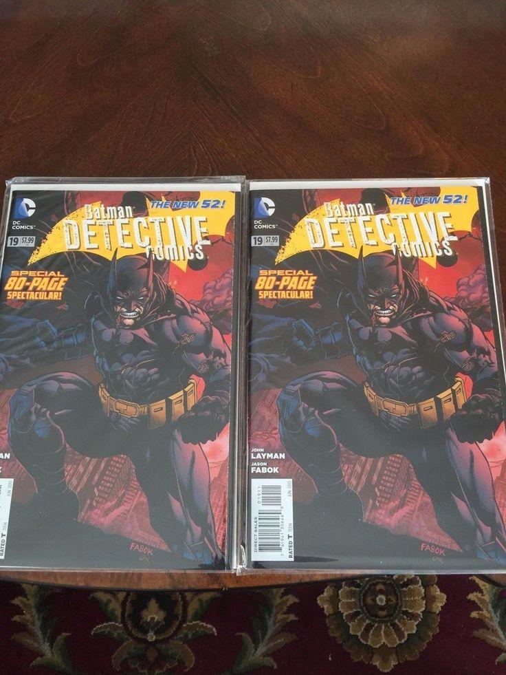 Batman Detective Comics 19 CGC Them 1st Print 700th issue