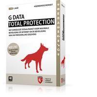 G DATA Total Protection 3PC 2 Year ESD (download versie) (2072066)  Het zorgeloze totaalpakket met Antivirus-module firewall en codering voor maximale gegevensbeveiliging De beste beveiliging op de markt! G DATA Total Protection beveiligt u niet alleen betrouwbaar tegen virussen trojanen spyware en hackeraanvallen - dankzij uitgebreide extra functies zoals de codering van uw persoonlijke gegevens of betrouwbare apparaatcontrole bent u ook optimaal beschermd tegen alle andere bedreigingen…