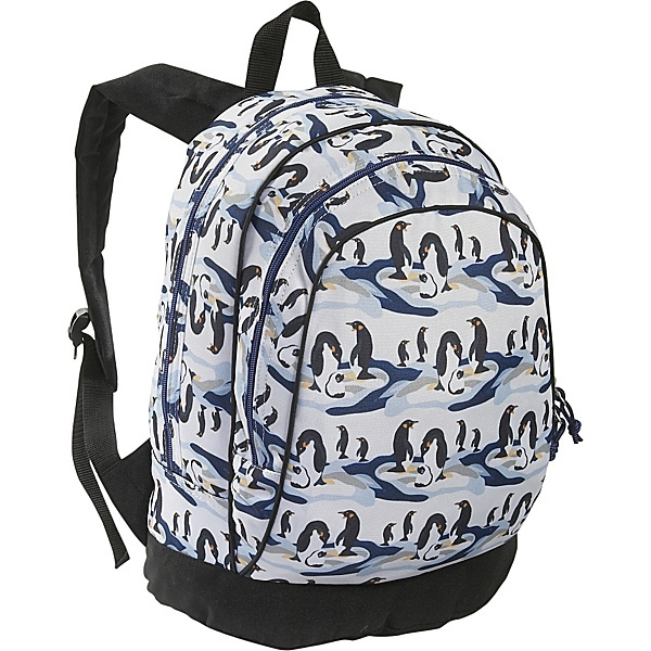 penguin bookbag/ diaper bag