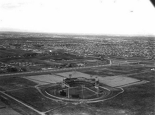 Metropolitan Stadium Bloomington Minnesota Early 1960's | by Photoscream