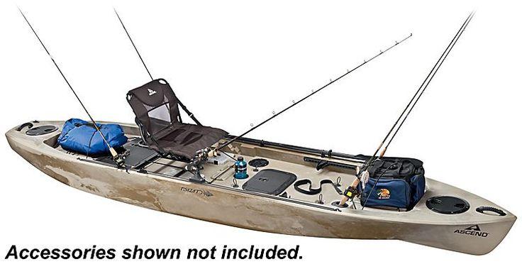 Best 25 angler kayak ideas on pinterest kayak fishing for Best bass fishing kayak