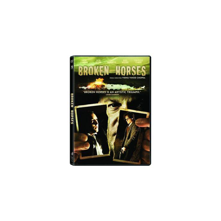 Broken Horses, Movies