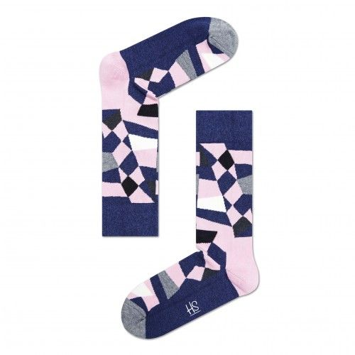 Happy Socks Random. Add some cheer and make a statement with these patterned socks!