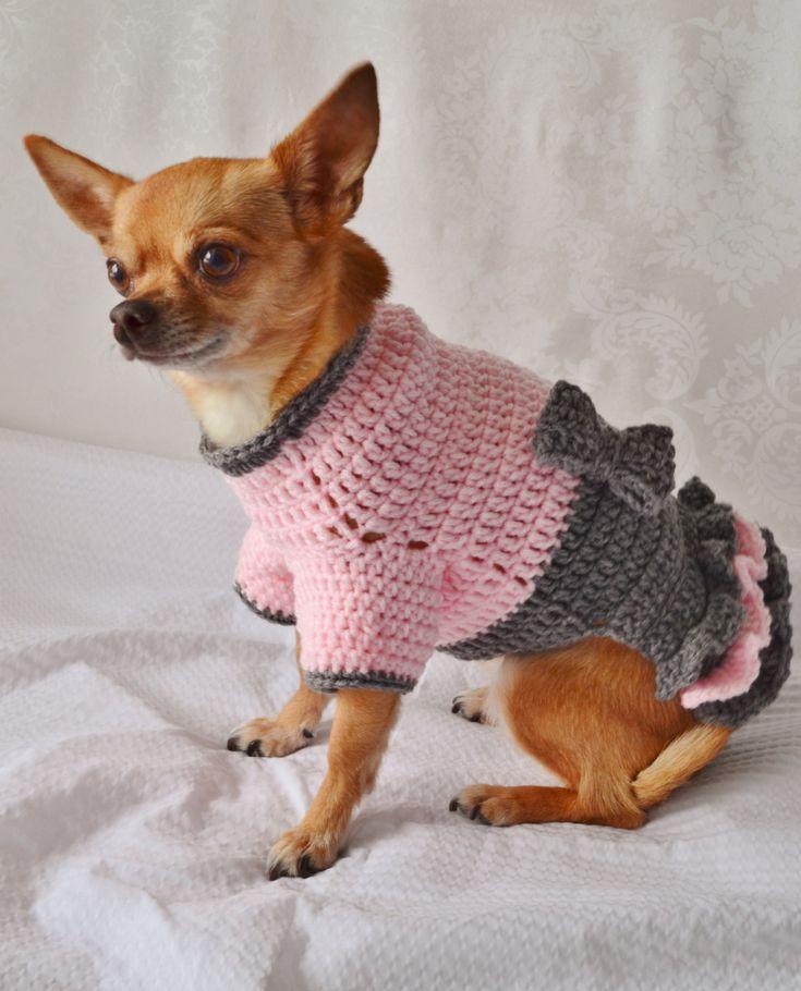 14 besten pulli Bilder auf Pinterest | Pulli, Hunde und Hund häkeln