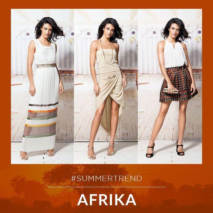 AFRIKA: allure tribale #raffaellaboutique AFRIKA: tribal allure #raffaellaboutique