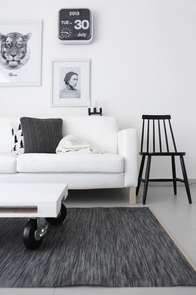601 best Scandi Style images on Pinterest | Apartments, Living room ...