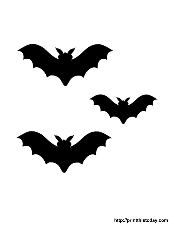 106 best images about free stencils on pinterest for Spooky letter stencils