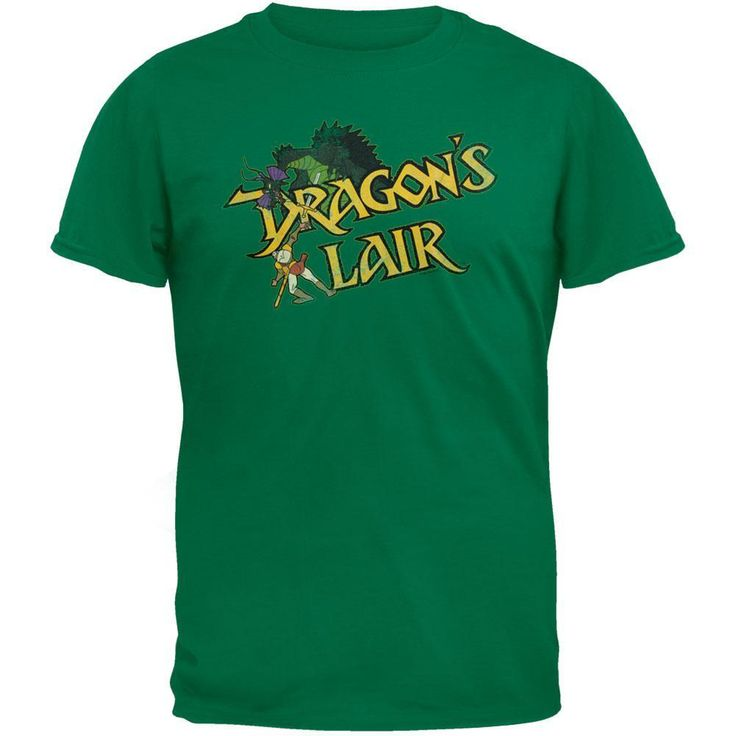 Dragon's Lair - Slay The Dragon T-Shirt