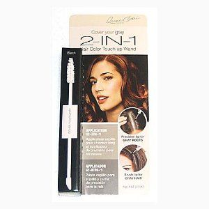 Cover Your Gray 2 In 1 Hair Color Wand Black by Irene Gari. $2.81. Their unique Two in One contemporary combining both a wand and sponge til applicator gives individuals the ability to cover scattered gray hair throughout the head, along with a more precision and tip for roots.. Their unique Two in One contemporary combining both a wand and sponge til applicator gives individuals the ability to cover scattered gray hair throughout the head, along with a more precision ...