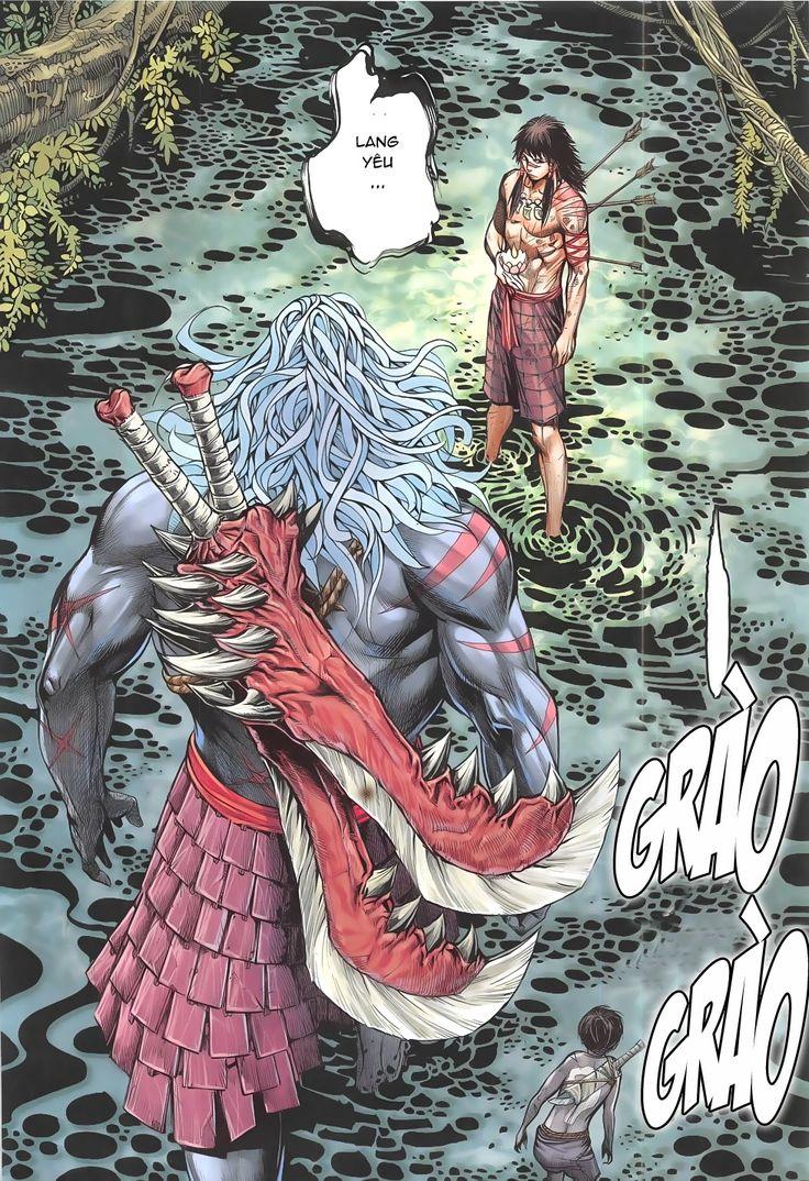 Tây Du chap 4 - Truyện tranh   Truyện tranh online   Đọc truyện tranh   Manga
